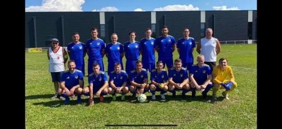 Coupe de france contre anzieux 5 septembre 2022