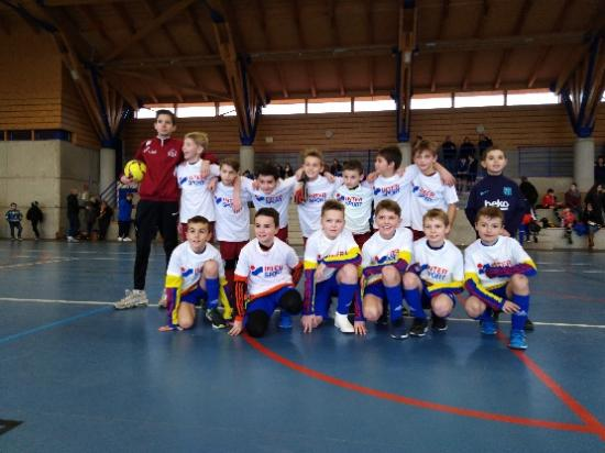 FINALISTES U11 FUTSAL 2019