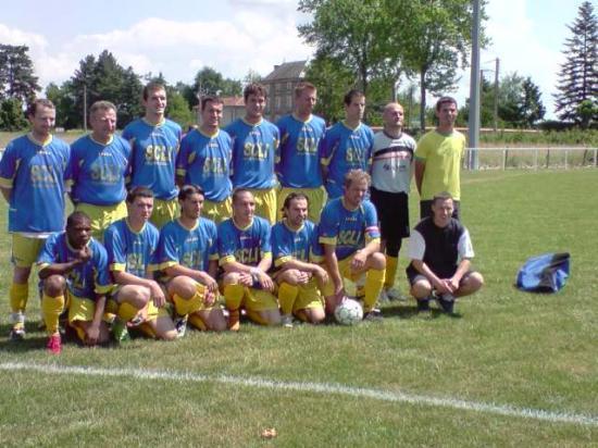 Photos équipes seniors