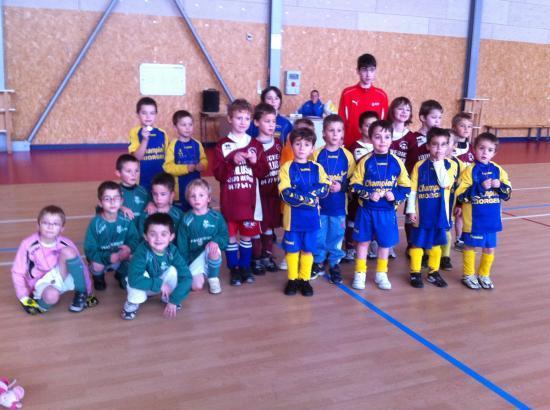 tournoi U7-U9 27/12/2010