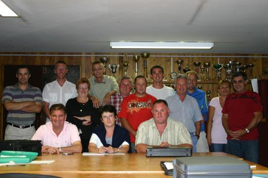 comité directeur 2010
