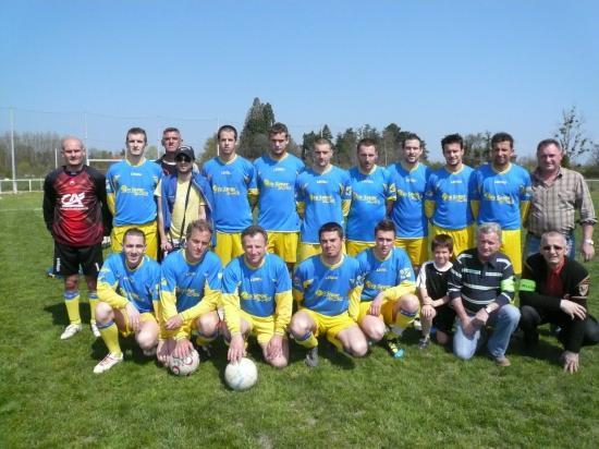Quart de finale de la coupe du roannais 2010