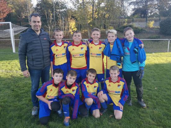 PHOTO U13 FESTIVAL PITCH A LENTIGNY NOV 2019