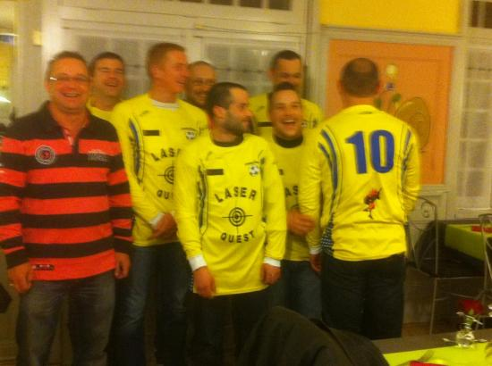 Remise maillots Loisirs 1