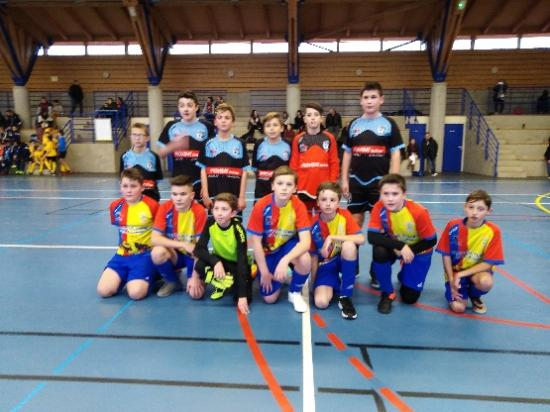 TOURNOI U13 EST ROANNAIS US FILERIN FUTSAL 2019